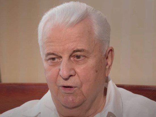 Кравчук призвал Киев «не ждать», а «стрелять» в Донбассе