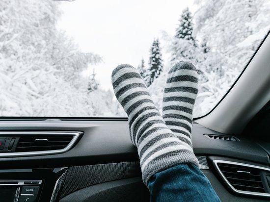 Часть России ожидает аномально теплая для зимы неделя