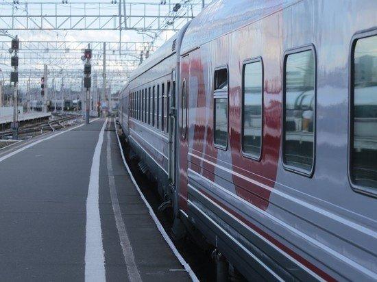 Россия отправила в Белоруссию первый с начала пандемии поезд