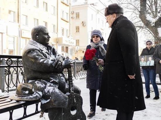ЛДПР просит власти Твери сохранить памятник Михаилу Кругу