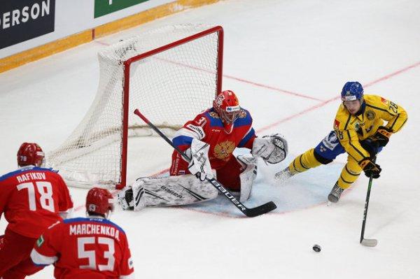 На Шведских играх Ларионов попытается реабилитироваться за фиаско на МЧМ