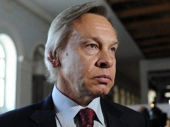 Пушков назвал преемника Байдена на посту президента США