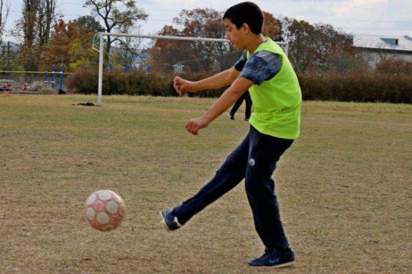 В Крыму объявили Год сельского футбола и турниры формата Лиги чемпионов
