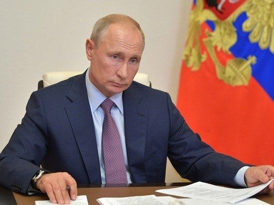 Путин проведет закрытую встречу с главредами