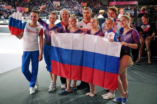 Российские гимнасты получили дополнительные квоты на Игры в Токио