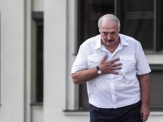В ЕС опровергли отправку письма Лукашенко, в котором он называется президентом