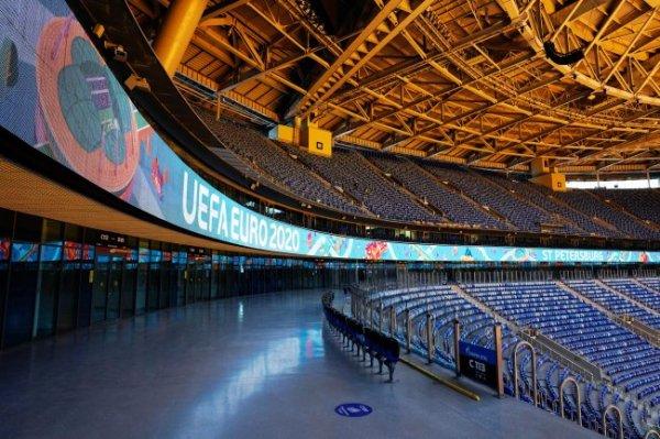 В УЕФА заявили о готовности Санкт-Петербурга принять матчи Евро-2020