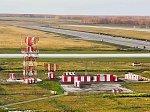 Завершена реконструкция объектов аэродромной инфраструктуры аэропортового комплекса