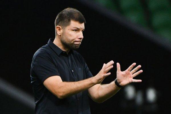 УЕФА дисквалифицировал главного тренера