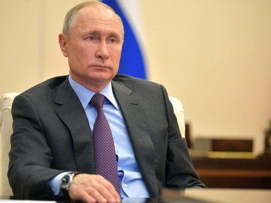 Путин заверил, что Россия не бросит Донбасс