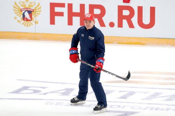 Брагин прокомментировал информацию об уходе из сборной России