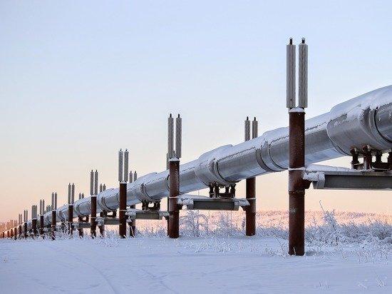 Замерзшей Европе срочно понадобился российский газ