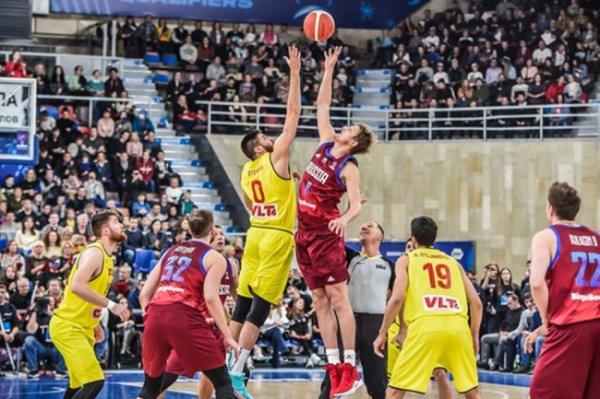 Российские баскетболисты проведут встречи квалификации ЧЕ-2022