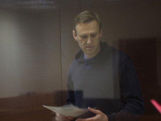 Прокурор попросила оштрафовать Навального на 950 тыс. руб за клевету