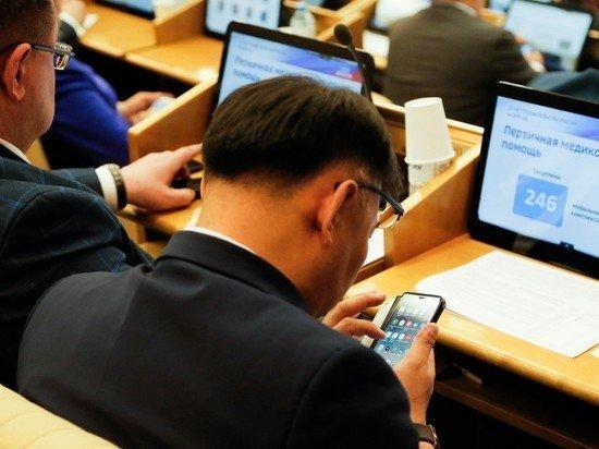 В Госдуме предложили блокировать клевету в интернете без суда