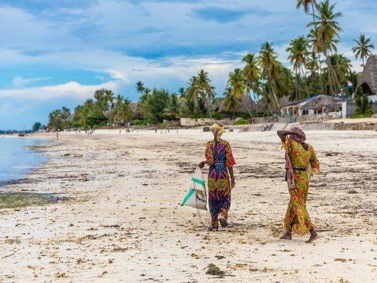 Туристам на Занзибаре запретили разгуливать полуголыми