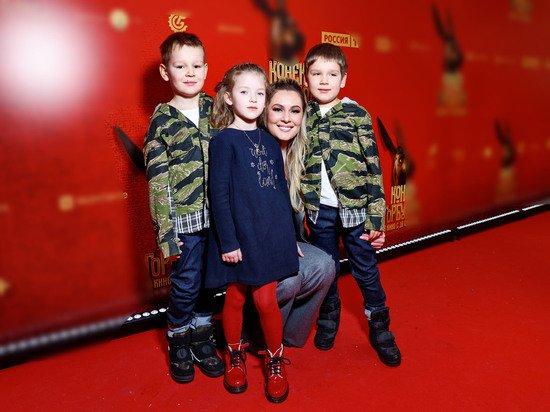 Мария Кожевникова рассказала о воспитании сыновей