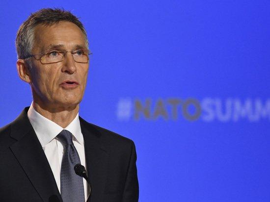 В Совфеде высмеяли Столтенберга, продвигающего идею противостояния НАТО с Россией
