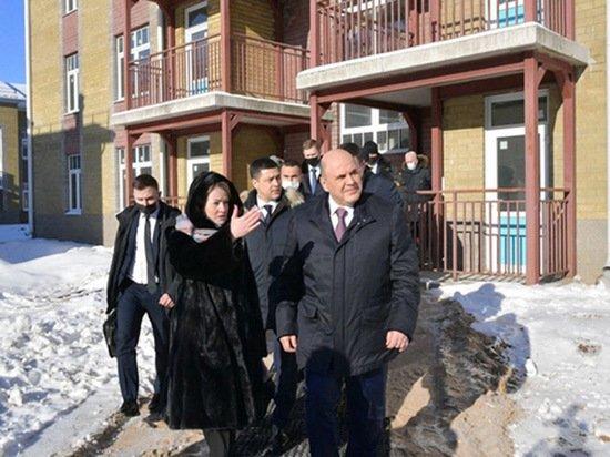 Мишустин разгромил псковского губернатора за безалаберность