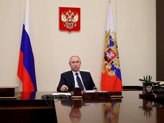 Путин одобрил предложения «Единой России» о гарантированном доходе и поддержке занятости