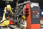 На Тверском вагоностроительном заводе установлен роботизированный комплекс для контроля сварных швов