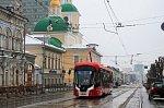 «ПК Транспортные системы» выполнила контракт на поставку 15 трамваев «Львенок» в Пермь