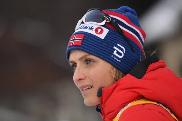 Йохауг выиграла скиатлон на ЧМ по лыжным видам спорта