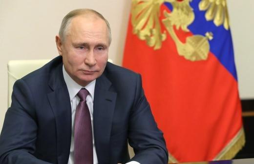 Путин оценил уровень доверия россиян к власти
