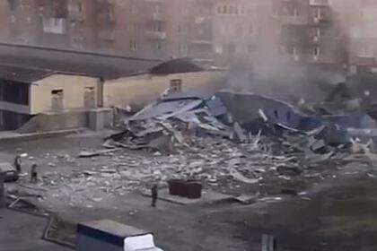 Названа предварительная причина мощного взрыва в торговом центре во Владикавказе