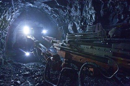 В Кузбассе обрушилась шахта