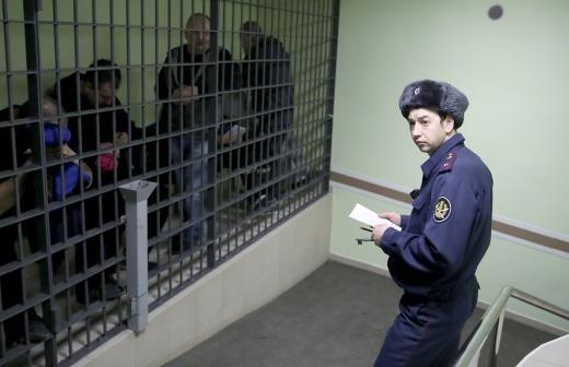«Бутырка» впервые со времен СССР избавилась от превышения лимита заключенных