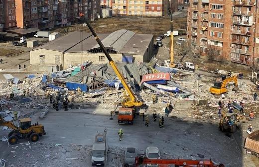 Следственный комитет возбудил дело после ЧП в Нижнем Новгороде