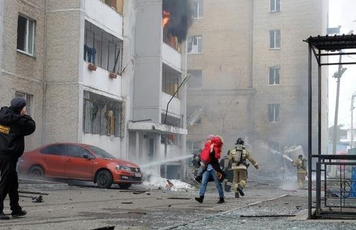 В администрации Нижнего Новгорода рассказали о состоянии дома после взрыва