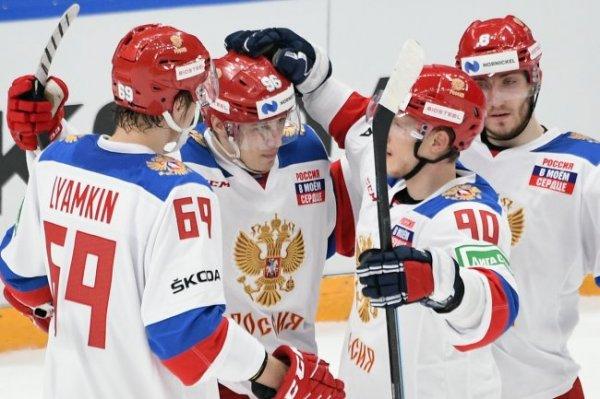 Сборная России выступит на чемпионате мира по хоккею под флагом ОКР или ФХР
