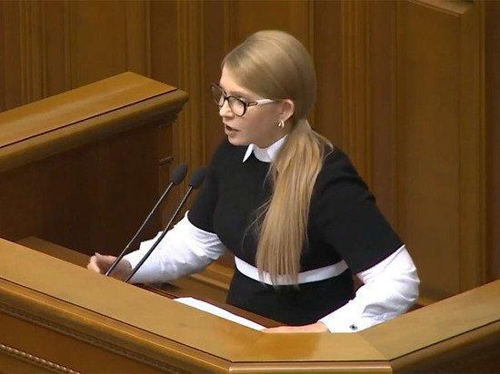 Тимошенко потребовала от СБУ расследовать импорт электроэнергии из РФ