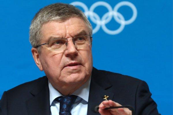 Томас Бах переизбран на пост президента МОК на 4 года