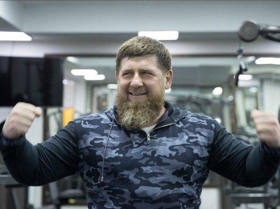 Кадыров показал письмо от