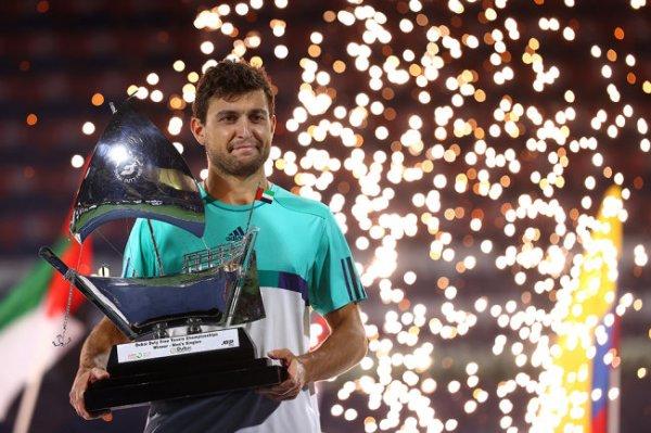 Карацев выиграл первый в карьере турнир АТР