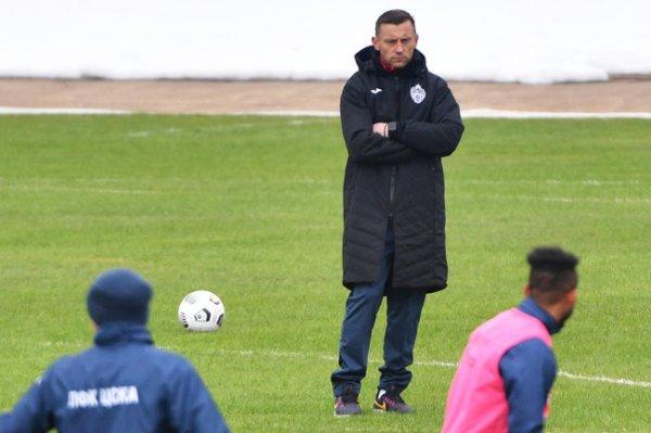 Олич обратился к игрокам ЦСКА после своего назначения