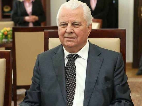 Кравчук пожаловался на ухищрения России в переговорах по Донбассу