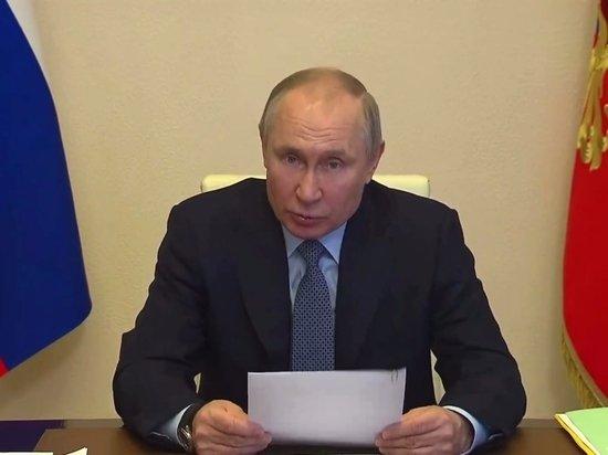 Путин рассказал о проблеме адаптации детей мигрантов в России