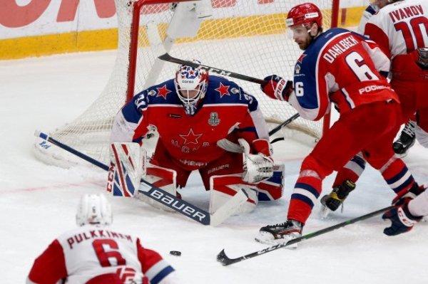 Каменский и Михайлов подвели итоги серии ЦСКА -