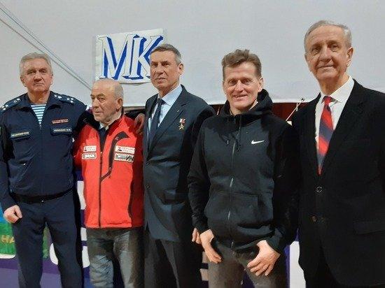 В Приэльбрусье прошел песенный фестиваль «МК» и Союза десантников