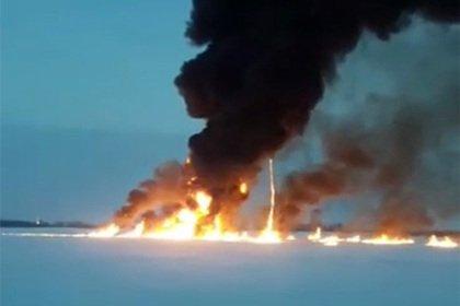 Стало известно о возможных виновниках взрыва и пожара на Оби