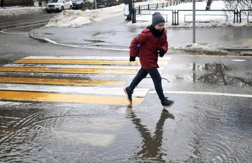 В Москве температура воздуха повысится до +10 в последние дни марта