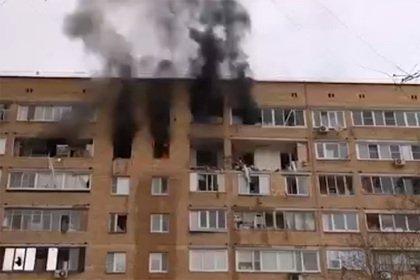 Один человек погиб после взрыва в жилом доме в Подмосковье
