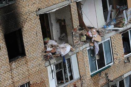 Число погибших в Подмосковье после взрыва в жилом доме увеличилось до четырех