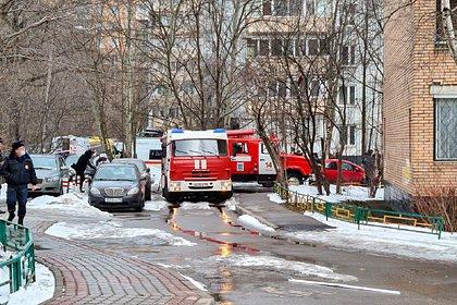 Число погибших от взрыва в жилом доме в Подмосковье увеличилось до трех
