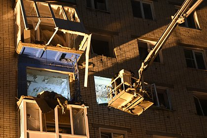 Число погибших при взрыве газа в жилом доме в Татарстане возросло
