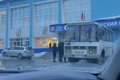 На российском заводе произошел взрыв